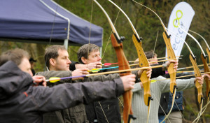 Vector Resourcing event day - Hever Castle 29/03/11 Picture Jim Holden 07590 683036