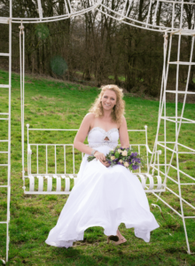 bride on swing (1)